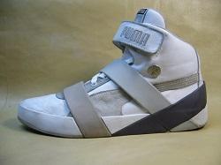 白い靴汚れクリーニング