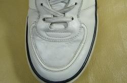 白い靴汚れ落としクリーニング