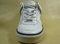 白靴汚れクリーニング
