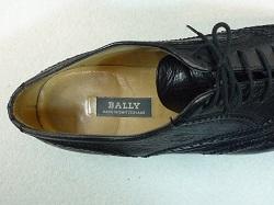 バリー靴底剥がれ修理