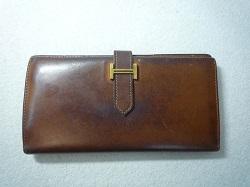 エルメス財布クリーニング