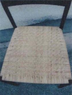 ウェグナー カッシナーの籐チェアー ペーパーコードソファ修理 東京