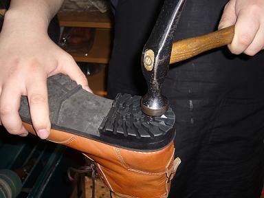 荻窪 靴修理