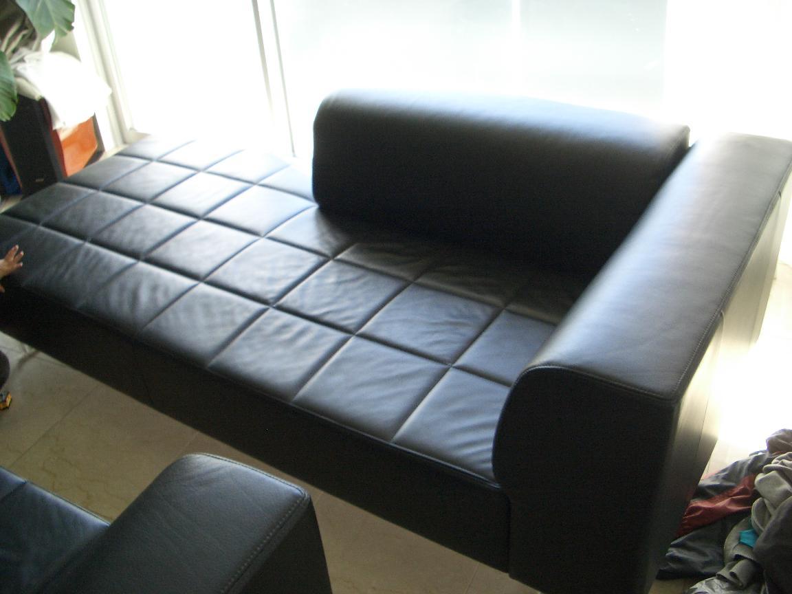 本革ソファ、レザーソファ、革椅子、革製家具の修理