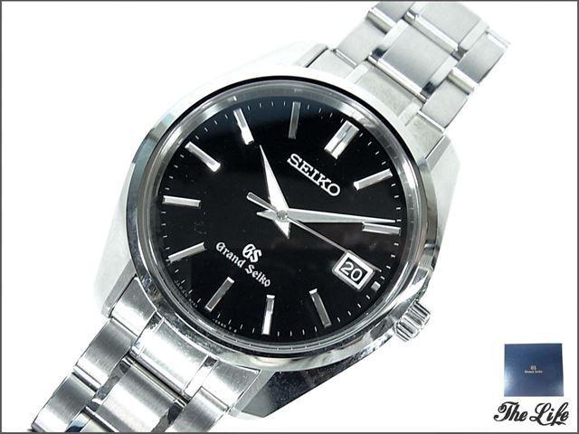 GRAND SEIKOグランドセイコーSBGV007ウォッチ/腕時計/保証書付属(仙台三越)/外箱付属/ケース付属/コマ×4付属