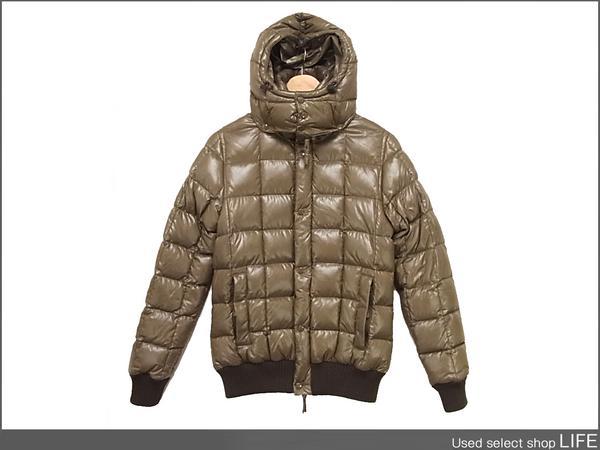 DUVETICA×AKMデュベティカダウンジャケットL squared hooded jacket