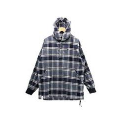 ディセンダント MULE HOODED LS SHIRT 181WVDS SHM03 画像