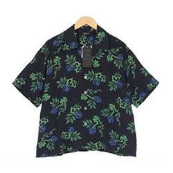 アンユーズド Rose Pattern Short-Sleeve Shirt US1405 画像