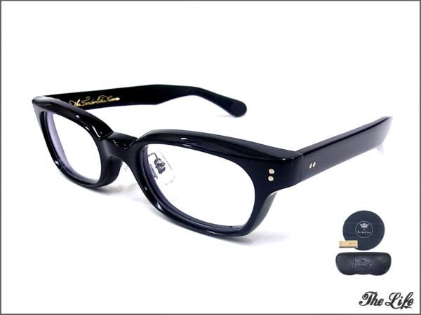 TENDERLOIN×白山眼鏡IN THE WIND(BLACK)サングラス 店頭展示品 タグ付属 ケース付属