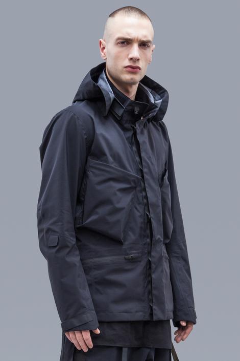 アクロニウムゴアテックスフィールドジャケット