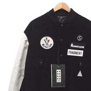 モンクレール 18AW × FRAGMENT ボンバースタジャン画像