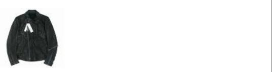 ATTACHMENT / アタッチメント  『レザージャケット』 ~¥40000 買取