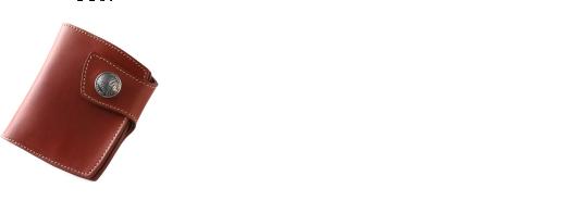 REDMOON/レッドムーン『ベーシック ショートウォレット』  ¥8000 買取