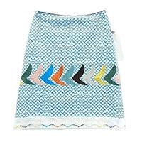 伊勢丹限定 mermaid bird La5462 マーメイド バード スカート ホワイト系 38画像