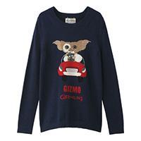 ミュベール ×GREMLINS グレムリン ギズモドライブセーター 画像