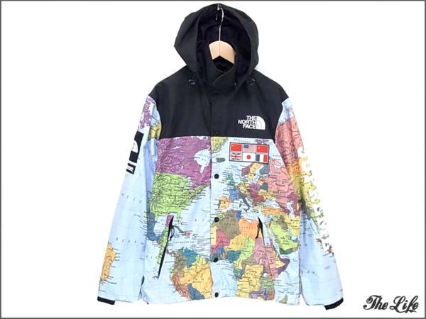 14SS Supreme×North Face Expedition Coaches Jacket S/シュプリーム/ノースフェイス/TNF/エクスペディションコーチジャケット/NP01400