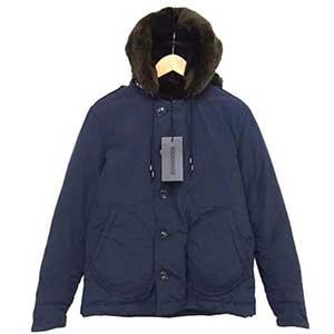 × ネイバーフッド NHMJ.B-9 C-JKTジャケット画像