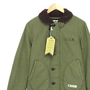 ネイバーフッド 14AW N-1D/C-JKTジャケット画像