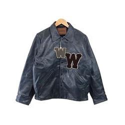 ウィアード WRD YETI レザージャケット/15AW 画像