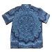 T-PAISERY SHT S/S ペイズリーシャツ ネイビー XSサイズ~¥14,000