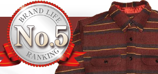 2AW T-BLANCKET SHT ブランケットシャツ XSサイズ BURGUNDY 【1.5万円】