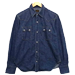 12SS T-SADDLEMAN DENIM SHT デニムシャツ XSサイズ~¥15,000