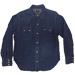 11AW T-WESTERN DENIM SHT デニムシャツ XSサイズ~¥15,000