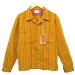 13AW T-WOOL SHT DOT ウールシャツ XSサイズ MUSTARD~¥12,000
