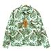 13AW T-PRINT FLANNEL SHT プリントフランネルシャツ XSサイズ WOLF~¥12,000