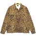 12AW T-CORDUROY SHT コーデュロイシャツ XSサイズ LEOPARD~¥12,000