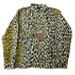 12SS T-PRINT FLANNEL SHT プリントフランネルシャツ XSサイズ LEOPARD~¥12,000