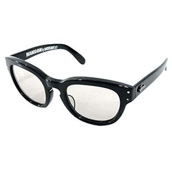 テンダーロイン HANSON ハンソン メガネ ブラック系画像