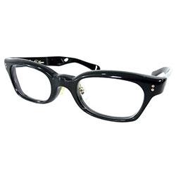 テンダーロイン 白山眼鏡 IN THE WIND (BLACK/GOLD) サングラス画像