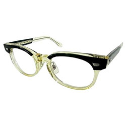 テンダーロイン × 白山眼鏡 T-JERRY キハク × 黒画像