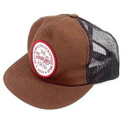 テンダーロイン T-MESH CAP BROWNE画像
