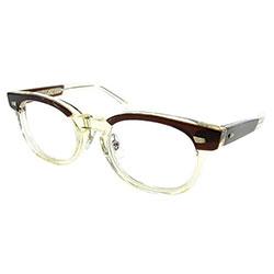 テンダーロイン 白山眼鏡 T-JERRY (BROWN/CLEAR キハク)画像