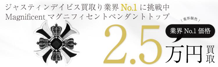 Magnificentマグニフィセントペンダントトップ SPJ564 2.5万円買取