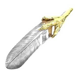 ケンキクチ 金爪フェザー画像