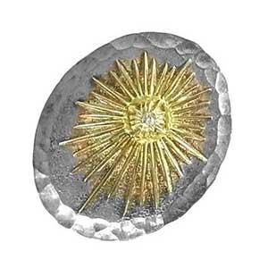 アリゾナフリーダム K18太陽神 タタキコンチョ画像