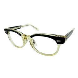 白山眼鏡 ×TENDERLOIN テンダーロイン T-JERRY サングラス キハク×黒 画像