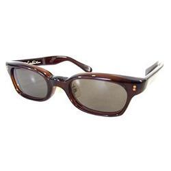 白山眼鏡 ×TENDERLOIN テンダーロイン IN THE WIND サングラス BROWNE / GREY 画像