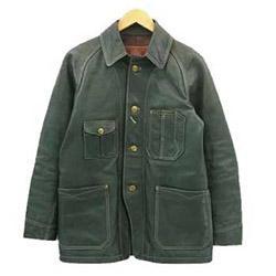 天神ワークス クラフツマンワークジャケット CJ01 画像