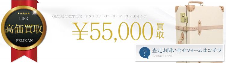 サファリ / トローリーケース / 30インチ 5.5万円買取