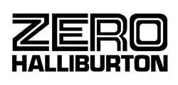 ゼロハリバートン ロゴ画像