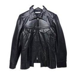 レッドムーン レザージャケット ブラック 画像