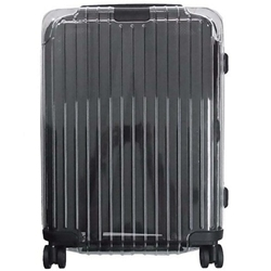 リモワ×オフホワイト キャリー スーツケース スケルトン バッグ画像