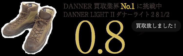 ダナー ダナーライト2