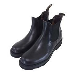 ローリングダブトリオ vibram サイドゴア ブーツ 画像