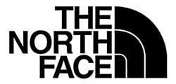 ノースフェイス ロゴ画像