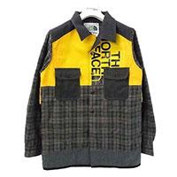 ノースフェイス 17AD × ジュンヤワタナベマン WT-B101 シャツジャケット画像